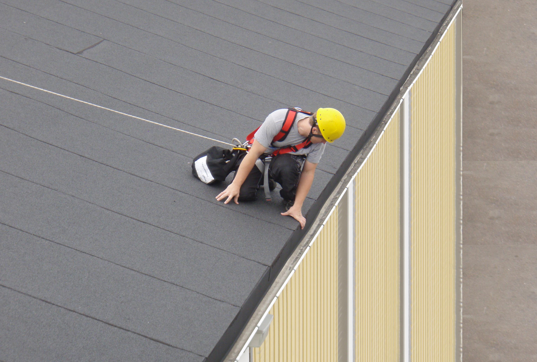 Säkerhet på tak crux